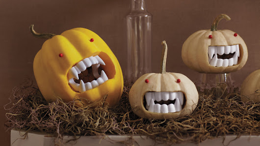 25 Last-Minute Halloween Ideas