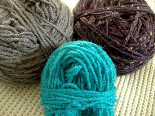 step by step yarn
