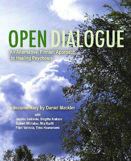Finnish Open Dialogue:  High recovery rates leave many psychiatric beds empty