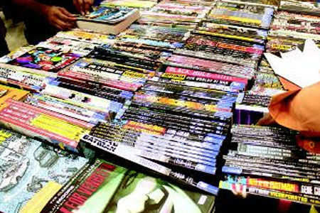 The rise of the comic book - The Times of India