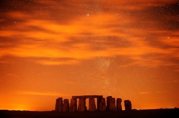 UNESCO World Heritage Stonehenge