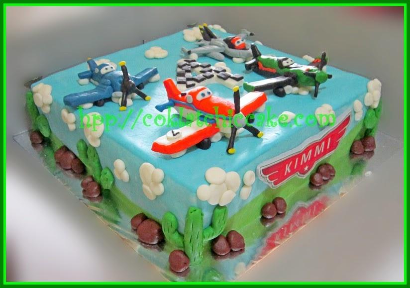 Kue Ulang Tahun Anak Laki Laki Tema Mobil - Berbagai Kue