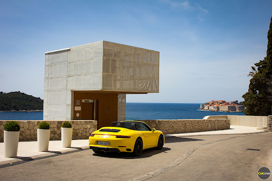 Experience Croatia in a supercar - Driving Holiday in Europe - Colcorsa