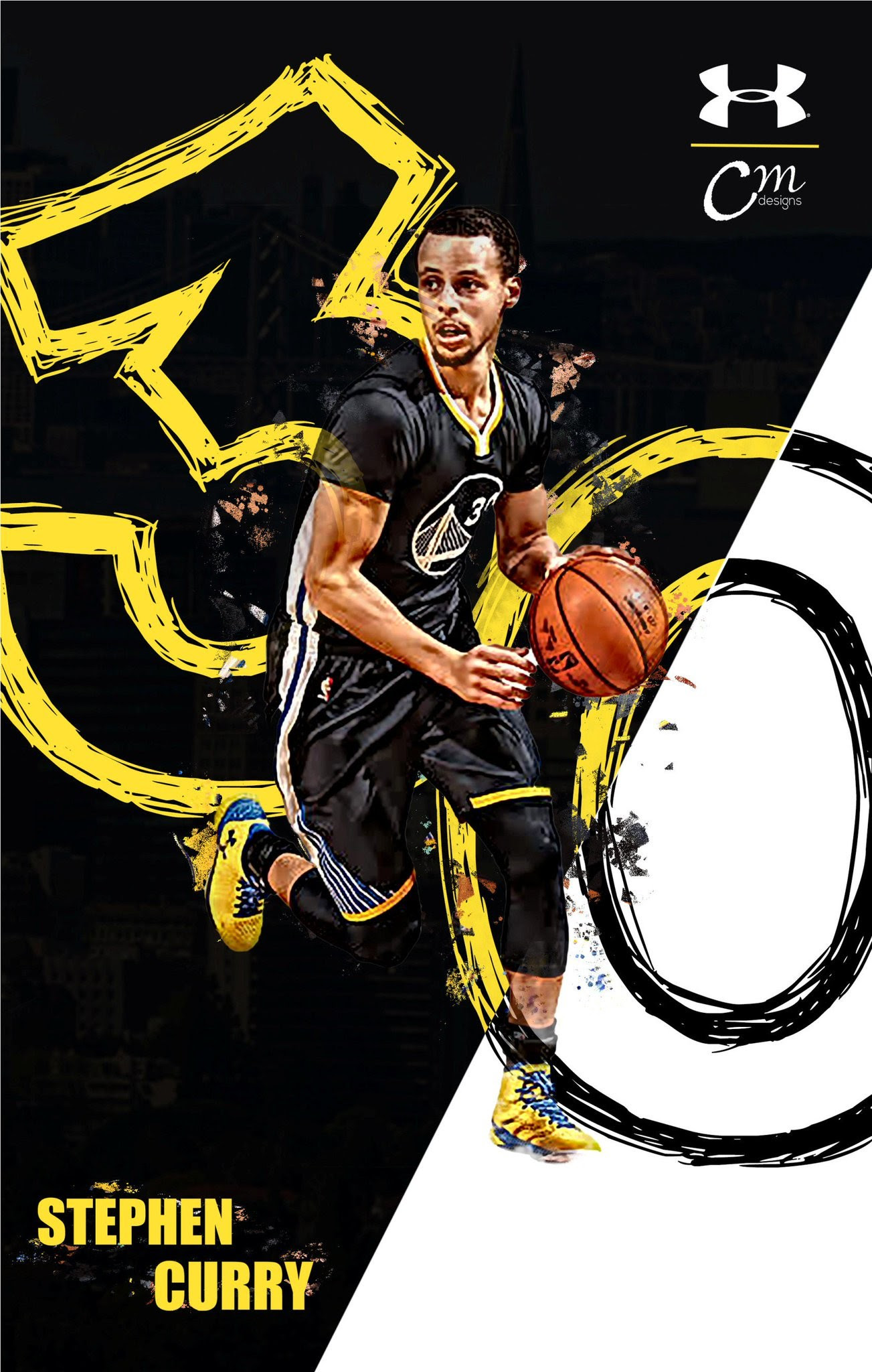 Stephen Curry Dunk Wallpaper 81 Images