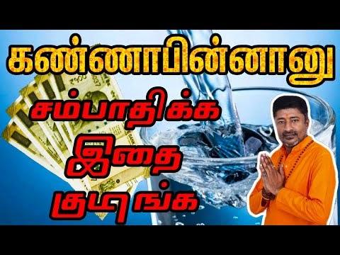 கண்ணாபின்னானு சம்பாதிக்க இதை குடிங்க | PANAM VARA