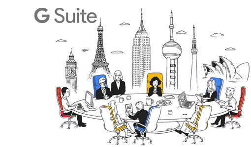 So long Google Apps for Work. Hello G Suite!