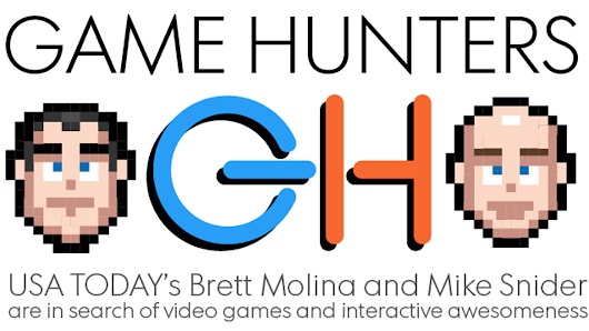 Welcome to Game Hunters: a podcast on video games