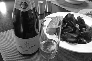 Veuve Clicqout Brut - New Year