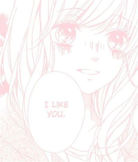 pink manga anime aesthetic kawaii pastel pink