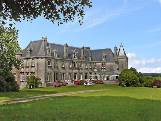 Perfect Places - Vacation Rental Blog: Fairytale Dreaming! Rent Your Own Castle