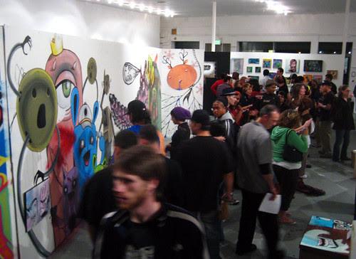 heavy hitterz art show