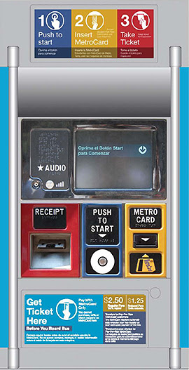 MetroCard Fare Collector