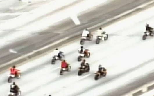 3 arrests, 1 crash as ATVs take over Miami roads