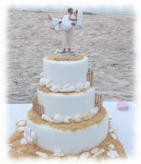 awesome ideas beach wedding cakes wedding cakes