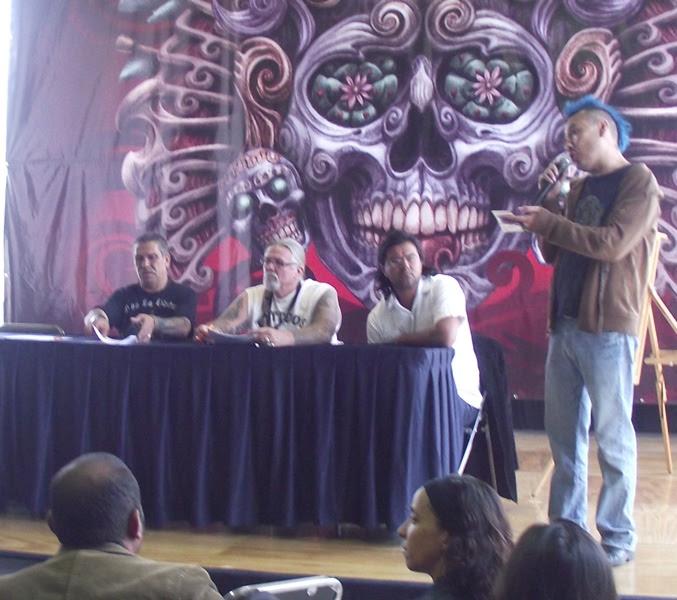Expo Tatuajes Df 2011 Disección Radio