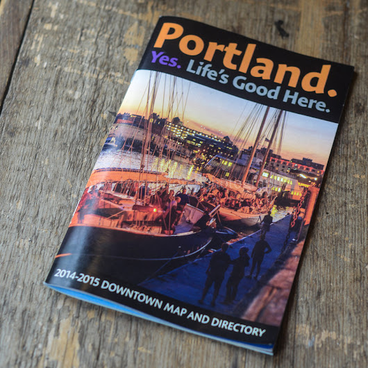 2014 Portland Downtown District Guide
