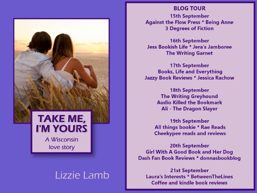 #BlogTour #Review ~ Take Me, I'm Yours by Lizzie Lamb @rararesources @lizzie_lamb | Ali - The Dragon Slayer