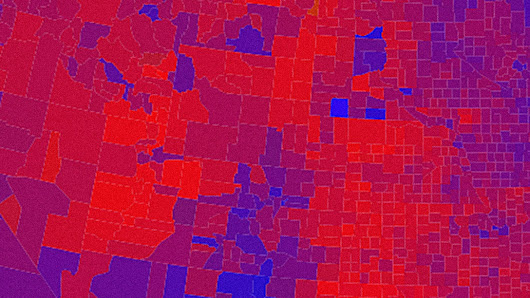 The Trouble with the Purple Election Map Via Co.Design | business + design