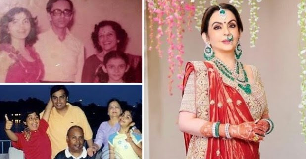 This Perfect Picture Of Ambani Family Will Make Your Day