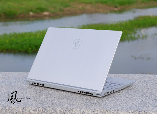 "Narrow bezel on a metallic chassis – MSI PS42 14"" Thin & Light Laptop Review"