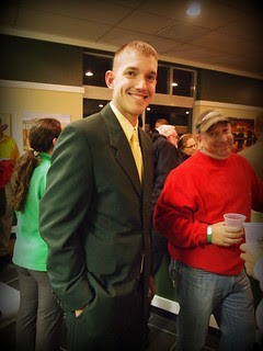 Chris Ray on Opening Night (02)