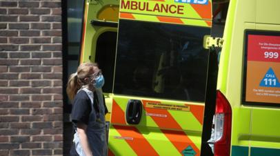 В Британии за сутки выявили более 20 тысяч случаев коронавируса