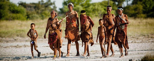 Experience The Kalahari With The San People In Botswana | Art Of Safari