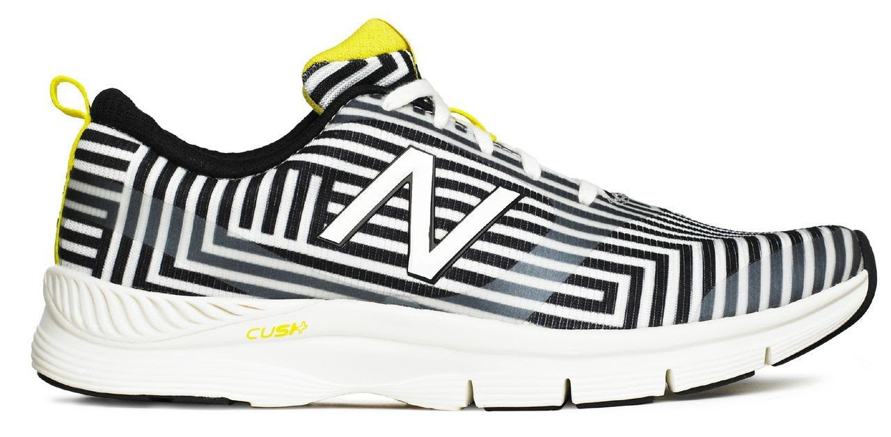 Kate Spade Saturday x New Balance WX811 in Black with White, $95, at New Balance