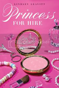 princess for hire US cover