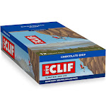 Clif Chocolate Chip - Energy bar - 2.4 oz - pack of 12