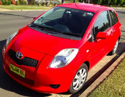 2006 Red Toyota Yaris YRS  3DR Auto with LESS than 64K km! | Cars, Vans & Utes | Gumtree Australia Wagin Area - Wagin | 1116790279