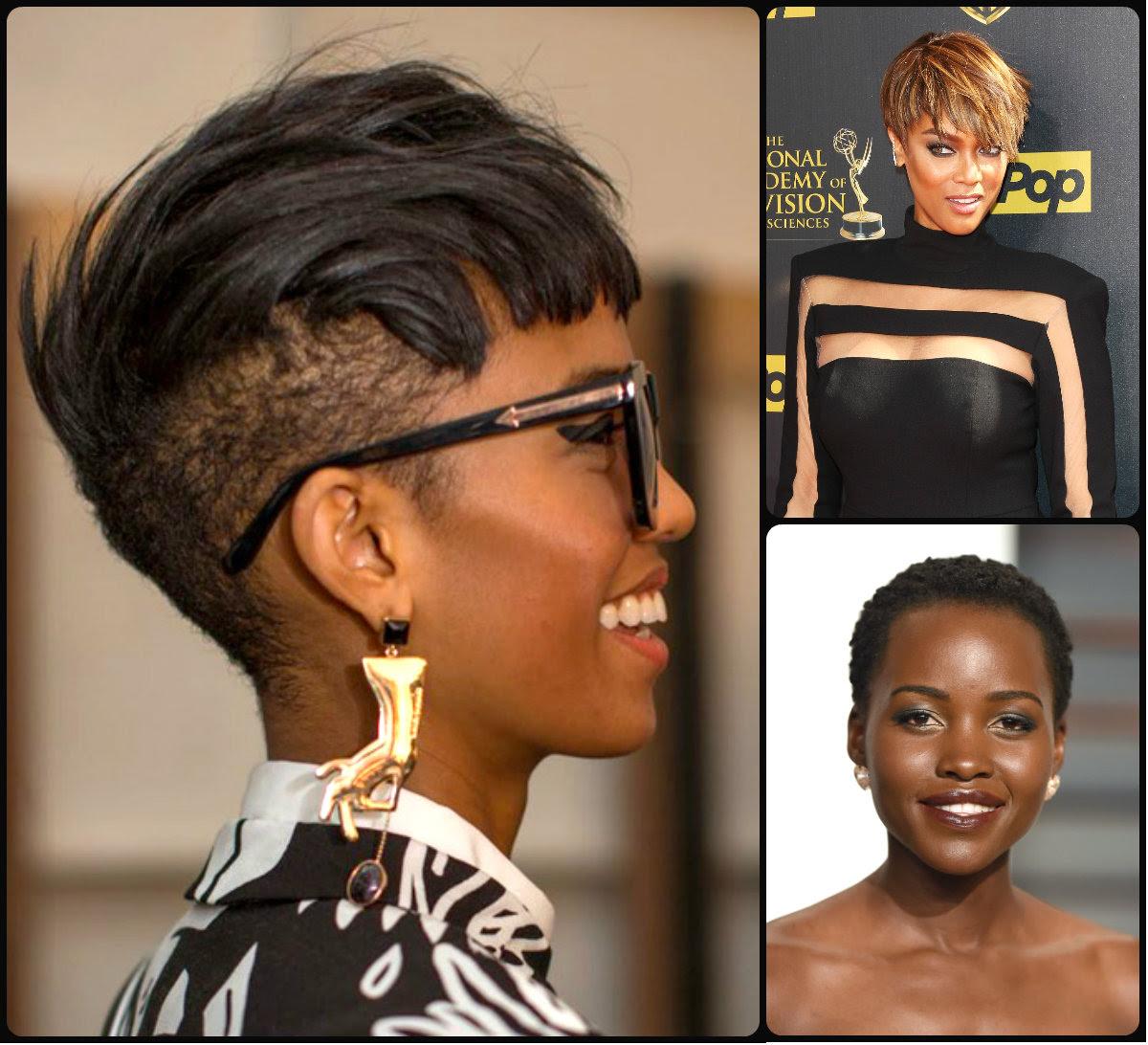 Jazzy Black Women Short Hairstyles 2016 Hairstyles 2017 Hair