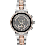 Michael Kors Access Sofie Heart Rate Touchscreen Smartwatch - Two-Tone