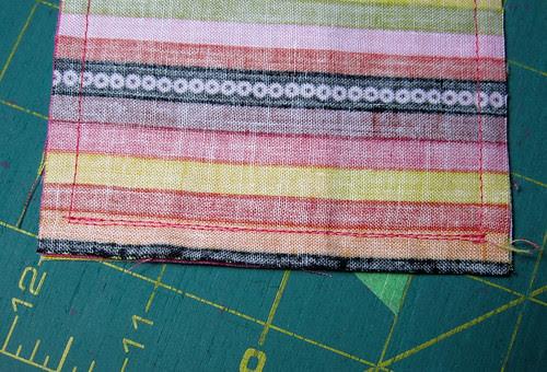 9 correct stripes