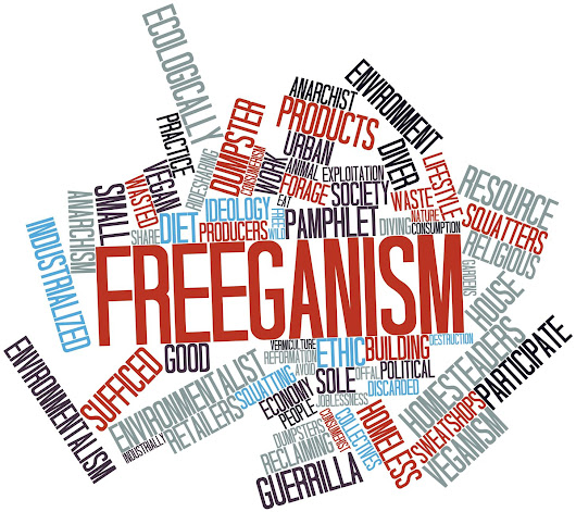 What Exactly is a Freegan, and Should You Become One? - Once Upon A Maritime