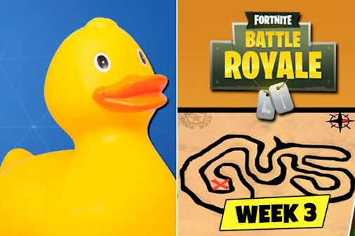 Fortnite Rubber Duckies Location   This gallery is being updates as more Rubber Ducks are found to help...