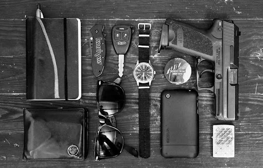 14 Lessons from a Year of Thoughtful Carry