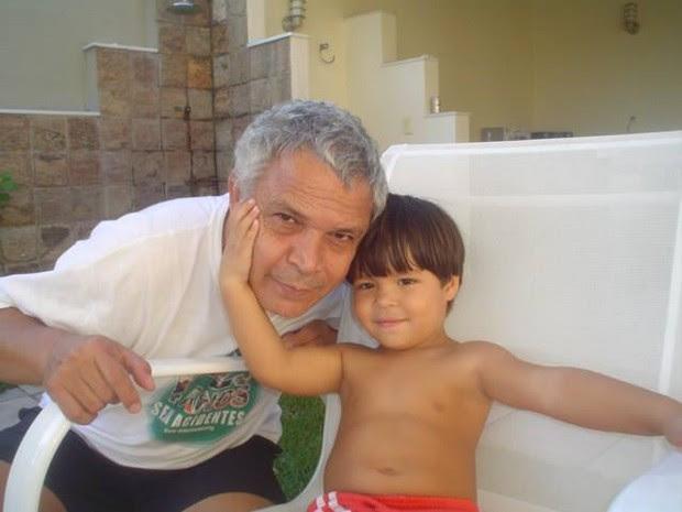 Garoto tinha 3 anos e meio quando sumiu em São Carlos (Foto: Arquivo Pessoal)