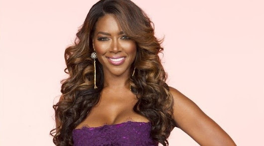 The Kenya Moore Hair Care line, Moore Hair Care Launches With a RHOA Party