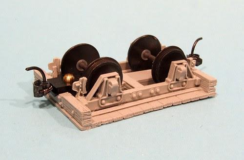 On30 wagon chassis