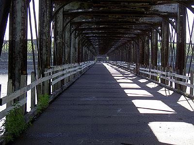 JAR Bridge approach road