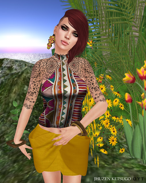 Tribal Waves - NEW Blog Post @ On Your Toes