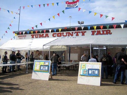 Yuma Prison Run, Yuma County Fairgrounds