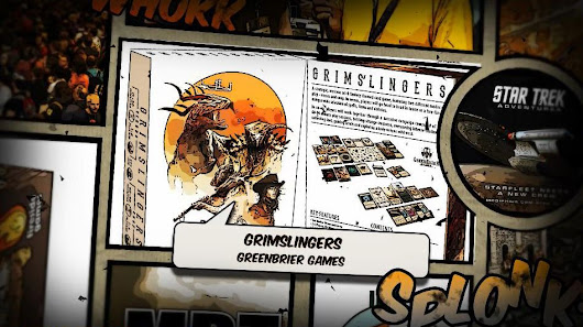 Outside the Box: 'Grimslingers' from Greenbrier Games | The Gaming Gang