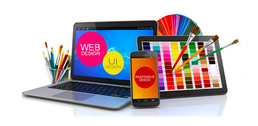 Professional website designer in Delhi, India