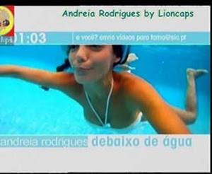 Andreia Rodrigues sexy