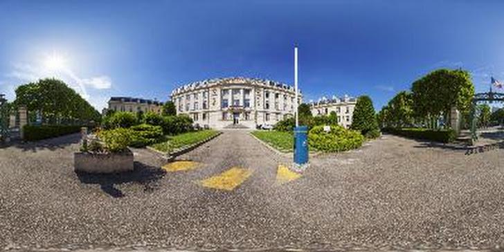 École des Mines de Saint-Etienne | Visite virtuelle © philippe-liev pourcelot