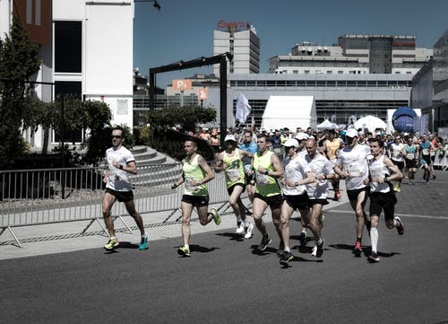 RUN FOR HEALTHY HEART AND ADD YEARS TO LIFE :