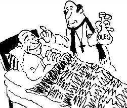 La Uncion De Los Enfermos