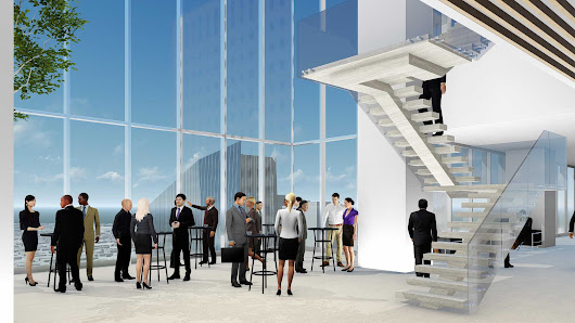 Hines launches 'next generation' office tower
